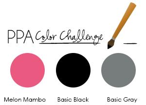 PPA150 Color Challenge